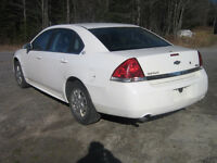 2009 Chevrolet Impala Police Pack Berline 245HP