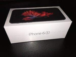 IPHONE 6S 32 GB / BRAND NEW / SEALED / UNLOCKED