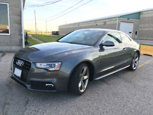 Audi A5, 2.0T, Full 3-Year Warranty, S-Line
