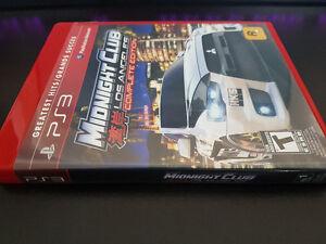 Midnight Club - LA Complete Edition - PS3