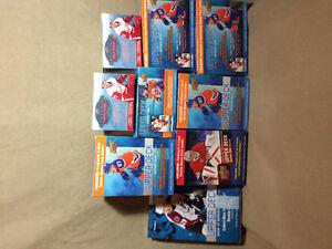 Base hockey cards