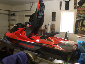 Sea Doo RXT X 300. Only 12 hours!