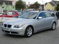 2005 BMW 5 Series 2.5 525d SE Touring 5dr