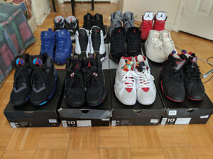 JORDAN FOR SALE ALL SIZE 10