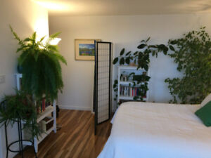 Beautiful Studio Apartment for Rent in Lower Lonsdale
