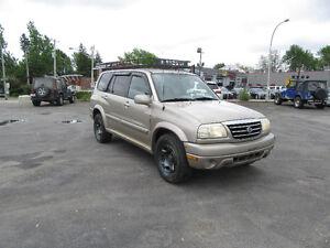 2003 Suzuki XL7 VUS