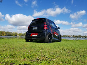 2009 Smart Fortwo BRABUS mercedes