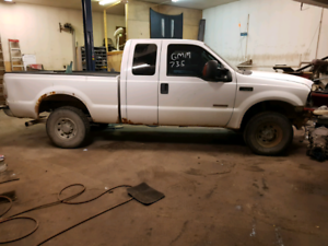 Ford diesel 4x4 wanted with problems. F250 F350 F450 F550 4x4