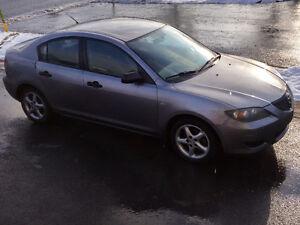 2005 Mazda Mazda3 GX Berline