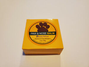 Healing Pet Balm For Dry, Cracked & Rough Paws | 100% Natural