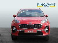 2020 Kia Sportage 2 Crdi Isg Mhev 4x4 Hybrid Electric Manual