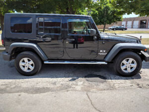 2008 Jeep Wrangler Unlimited X..