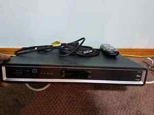 Shaw hd receiver (Pace model) with shaw remote  and hdmi cable