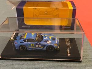 Mercedes AMG GT3.Nurburgring. Limited Diecast Model Car. 1/64