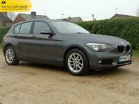 2014 64 BMW 1 SERIES 1.6 116D EFFICIENTDYNAMICS 5D 114 BHP DIESEL