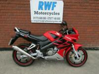 Honda CBR 125, 2007 57 REG, ONLY 14,745 MILES, VGC, 12 MONTHS MOT, MIVV EXHAUST