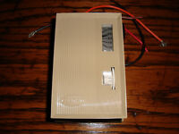 INDUSTRIAL OR INSTITUTIONAL 24 VOLT THERMOSTATS