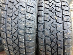 P195/65R15 Artic Claw Studded Snow Tires