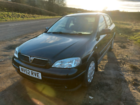Vauxhall Astra 1.6 petrol *FULL MOT* 79K 🤩😁👍