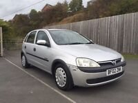 VAUXHALL CORSA 1.4L +AUTOMATIC+ 5 DOOR! Not Ford Fiesta Toyota Yaris clio