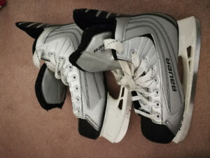Hockey gear (M) & skates size 6 men/8 women