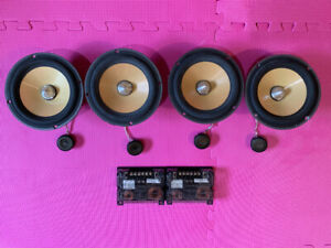 !!!HIGH END CAR AUDIO EQUIPTMENT SPEAKERS / AMPLIFIERS ETC!!!