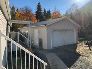 Insulated 2 Car Garage On Gated Property - No Theft Issues!