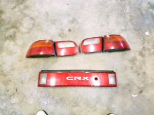 Honda tail lights