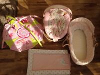 Girls baby equipment