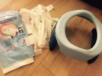 Travel Potty and bags