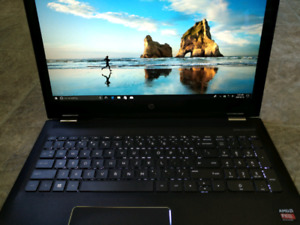 HP Envy X360/ Full Featured Convertible Laptop