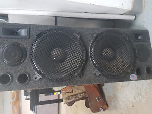 Sony Xplod 1200W Amplifier & Speaker Set