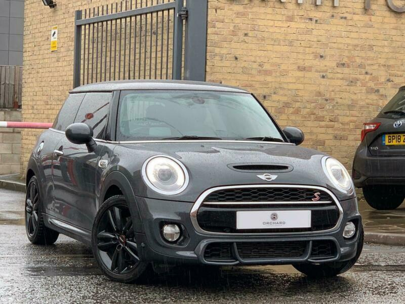 201666 Mini Cooper Sd Hatch Jcw Works Edition 20td
