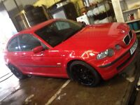 BMW 316 compact m3 extras