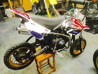 Pit bike 110cc perfect runner & condition