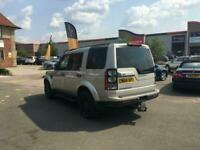 2014 Land Rover Discovery 4 SDV6 COMMERCIAL XS LUX,black lth hot seats,tow pack,