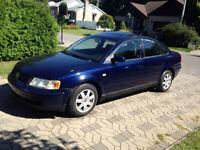 2000 Volkswagen Passat GLS Sedan