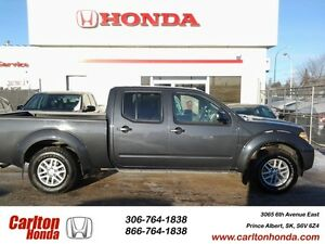 2015 Nissan Frontier SV Crew Cab 4x4 5AT
