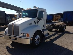 2008 Kenworth 5 Ton Cab and Chassis Box Removed B276-1