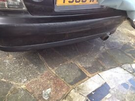 Lexus is200 1c6 grey rear bumper 98-05 breaking spares can post is 200 is300