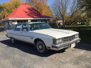 Oldsmobile 98 Regency 1981