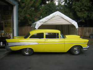 1957 Chevrolet 210 Post Blower Project