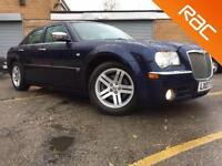 2007 07 CHRYSLER 300C 3.5 V6 RHD 4D AUTO 250 BHP FULL LEATHER SAT NAV