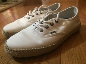 Souliers VANS taille 6,5