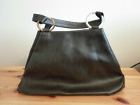 Large Brown Tote Bag