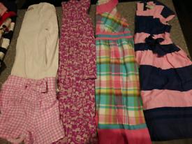 Girls clothes bundle age 7