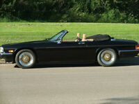 Lovely 1989 Jaguar XJS Convertible