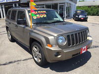 2007 JEEP PATRIOT SPORT 4X4 SUV...PERFECT CONDITION City of Toronto Toronto (GTA) Preview