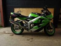 Kawasaki ZX6r - Nationwide Delivery Available