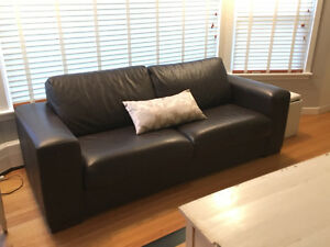 High Quality Top Grade Leather Sofa and Loveseat St. John's Newfoundland image 5